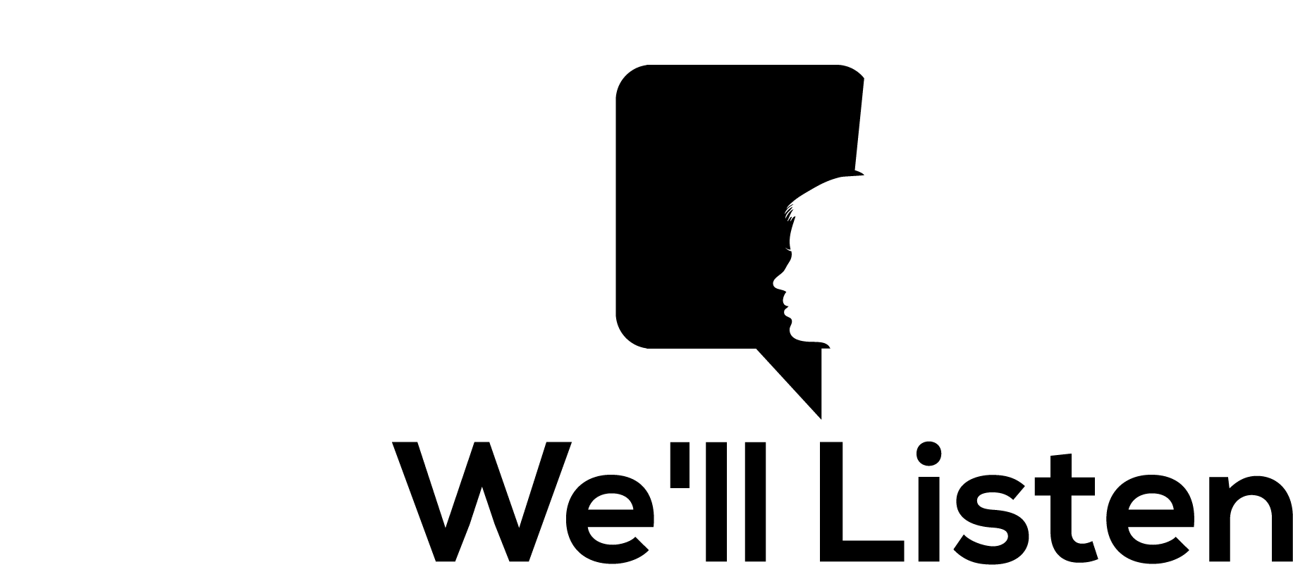 talk we will listen logo